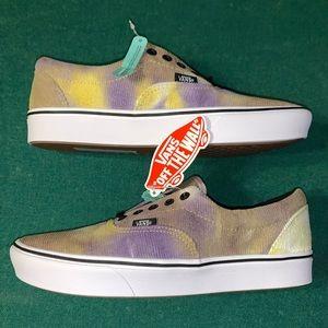 Vans Comfycush Era Blotched Corduroy Shoes